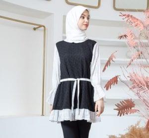 20 Model Baju Muslim Wanita Terbaru Yang Modis Dan Modern