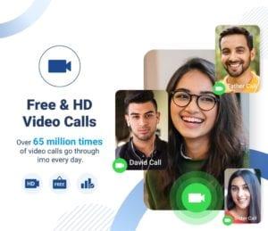 IMO Video Call