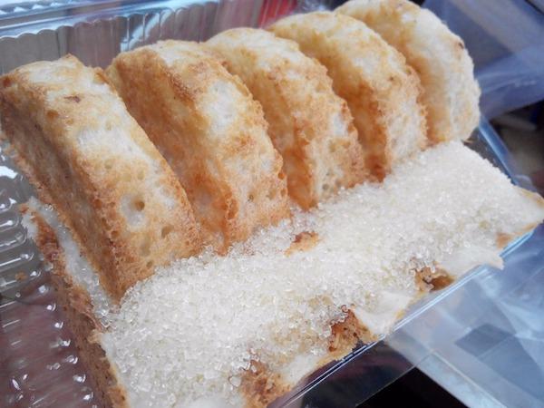 kue pancong betawi
