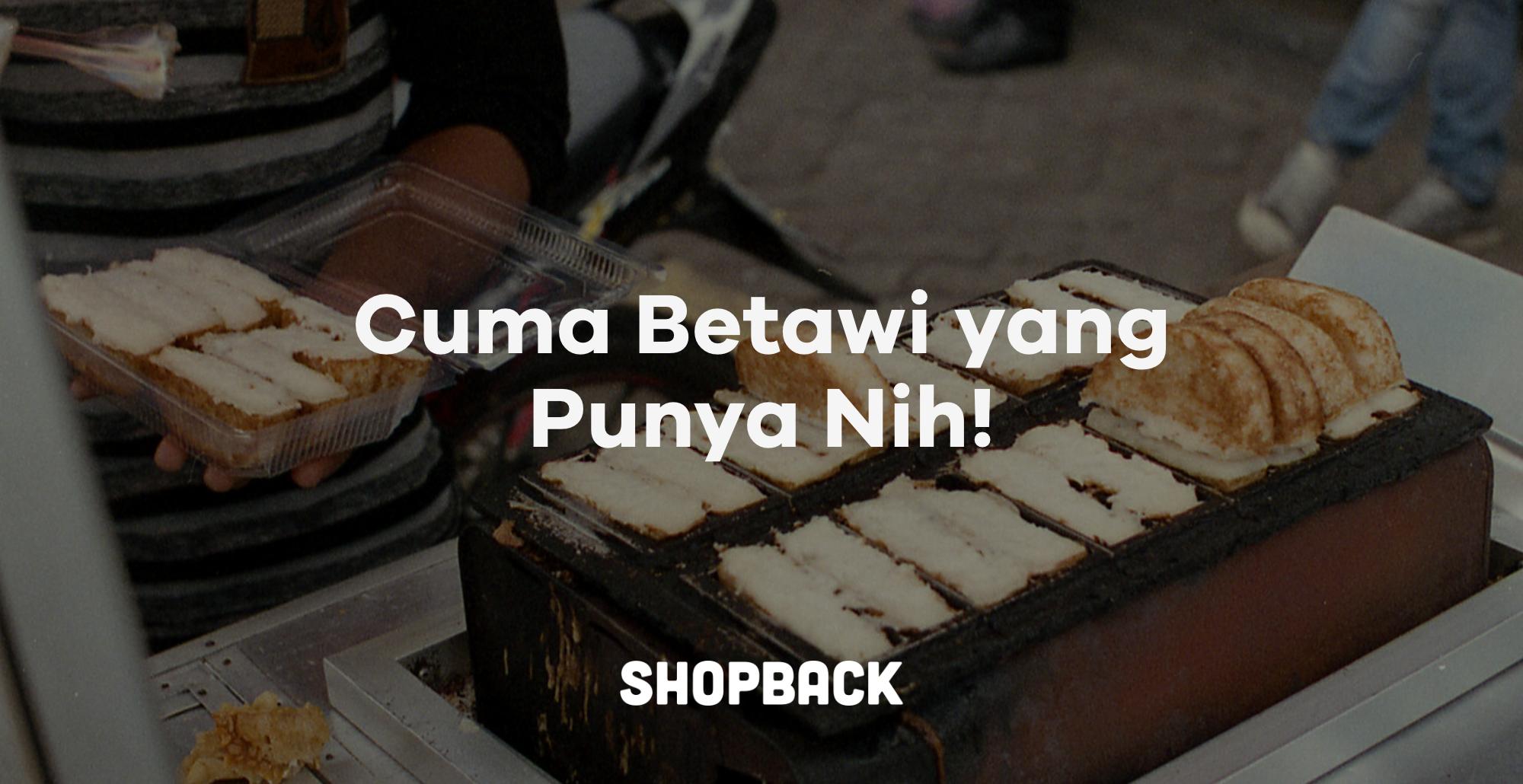 15 Makanan Khas Betawi Paling Terkenal Di Seluruh Nusantara The