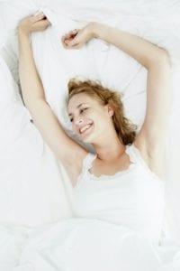 relaksasi sebelum tidur