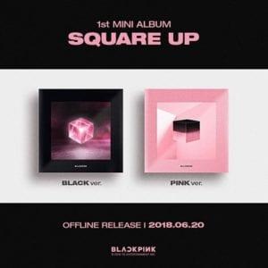 album blackpink square up
