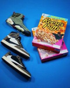 Nike x Travis Scotts