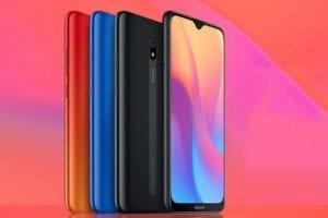 smartphone fast charging redmi 8A