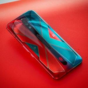ponsel gaming Nubia Red Magic 5S