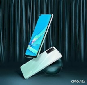 ponsel gaming Oppo A52