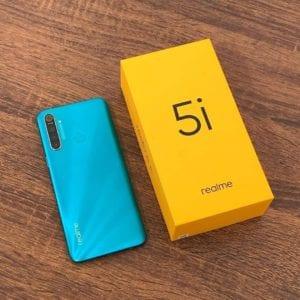 ponsel gaming Realme 5i
