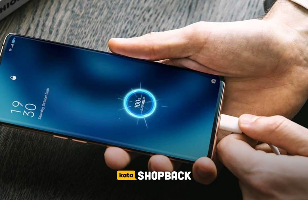 5 Rekomendasi Smartphone Fast Charging Murah