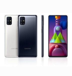Samsung Galaxy M51 Baterai Tahan Lama