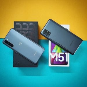 Samsung Galaxy M51 Dari Segi kamera