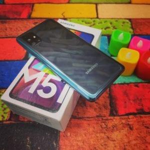 Samsung Galaxy M51 Memori Internal