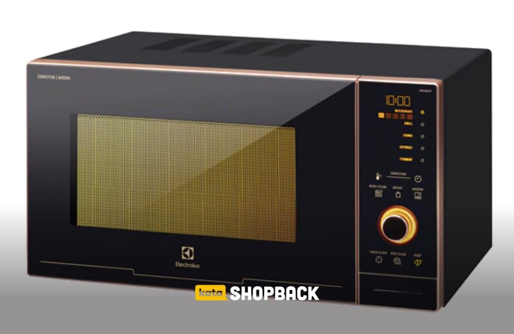 Microwave Aircook Electrolux, Solusi Memasak Lebih Mudah dan Sehat