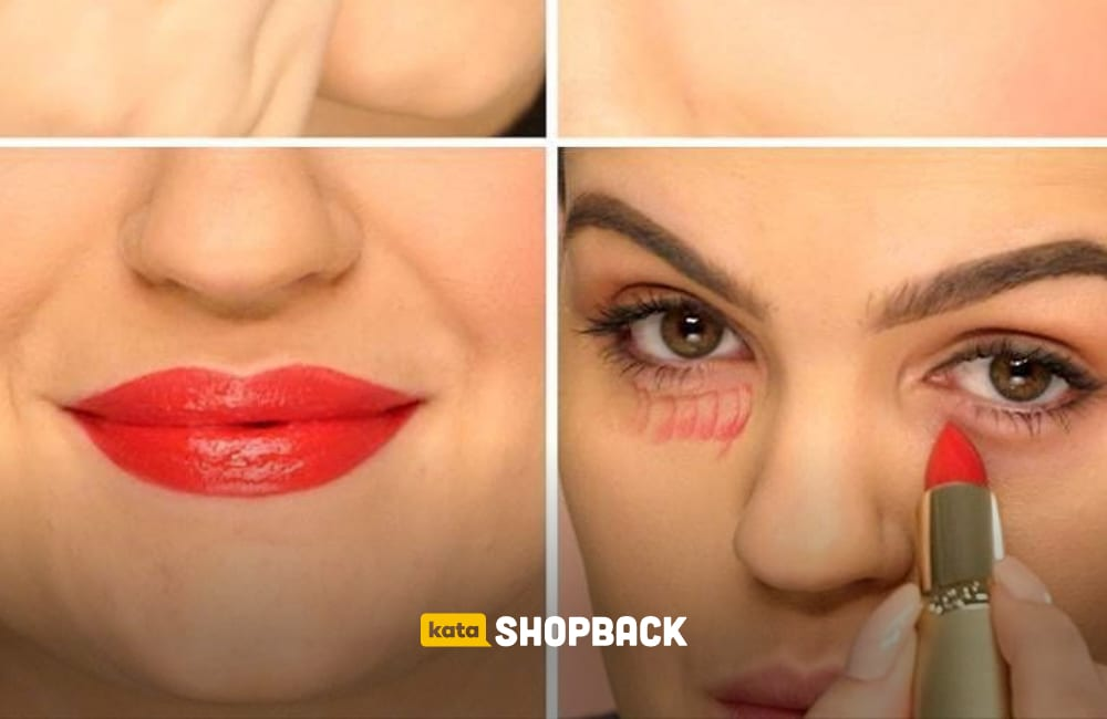 Agar Lebih Hemat, ini 5 Makeup Hacks yang Wanita Kudu Tau!