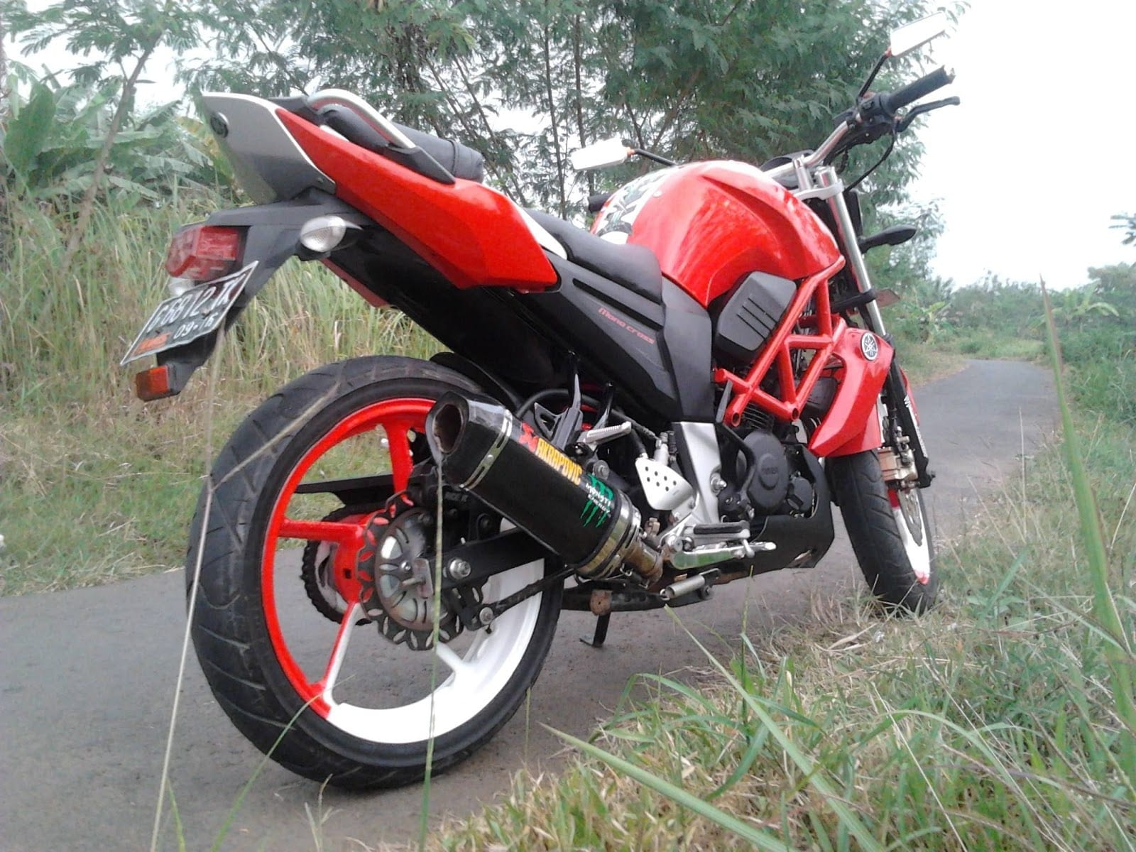 tips modifikasi motor