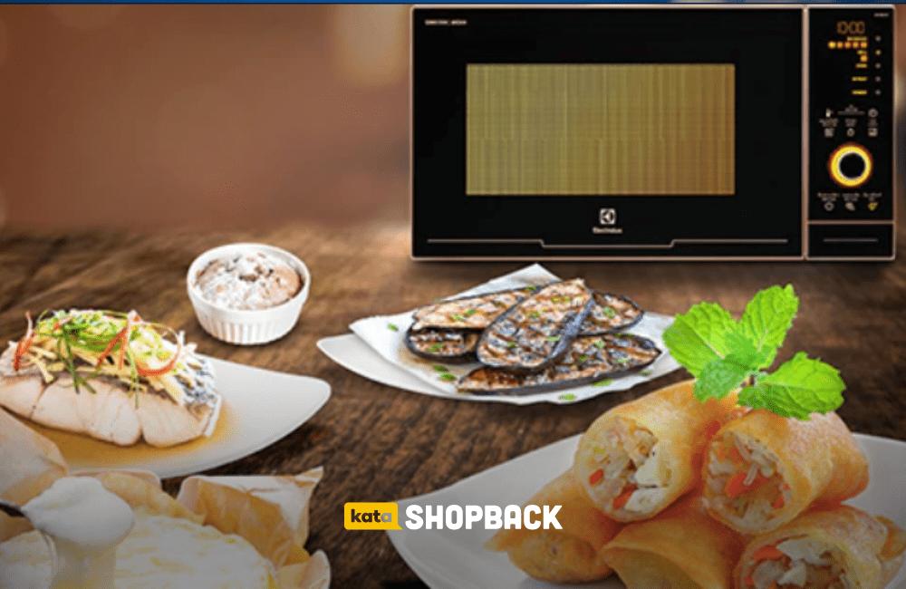 Microwave Aircook EMS3082CR