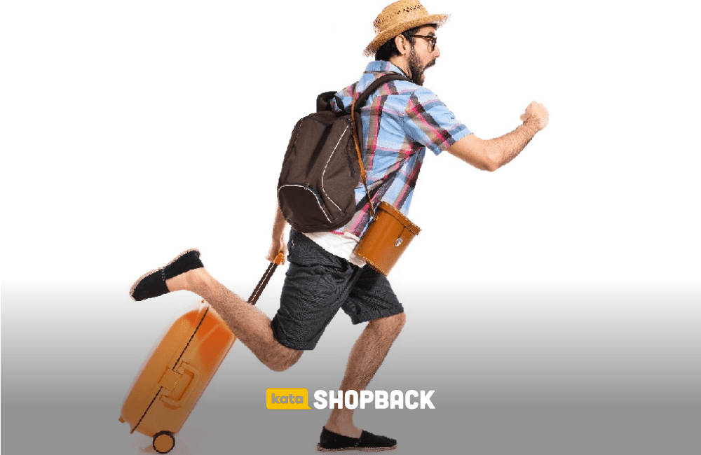 Promo Akhir Tahun di ShopBack! Mulai Dari Undian 20 Juta Uang Saku Liburan hingga Cashback s/d  12% di Merchant Travel Favoritmu! Mau?
