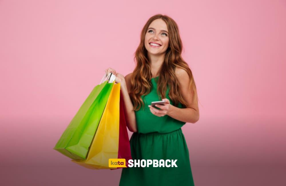 Tiba-Tiba Dia Datang Lagi! Belanja Akhir Bulan Makin Hemat dengan Promo Gajian ShopBack Bulan Januari ini!