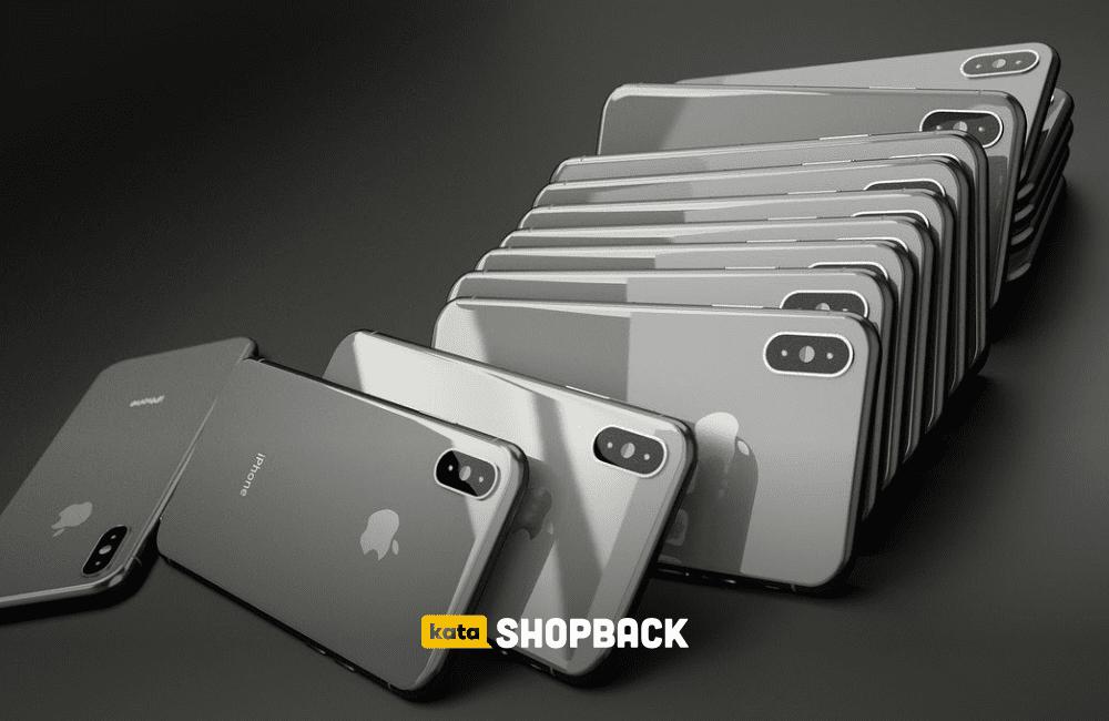 membedakan iPhone asli