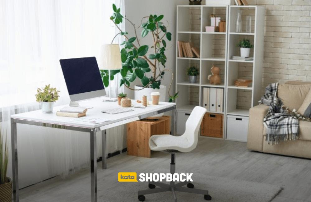 ruang kerja ramah lingkungan