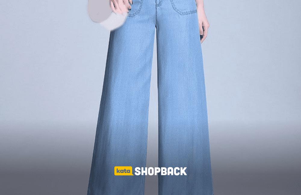 model celana wanita