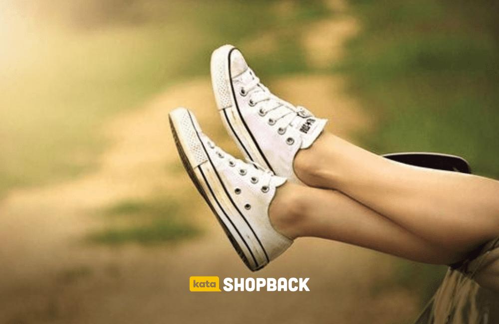 tren sepatu