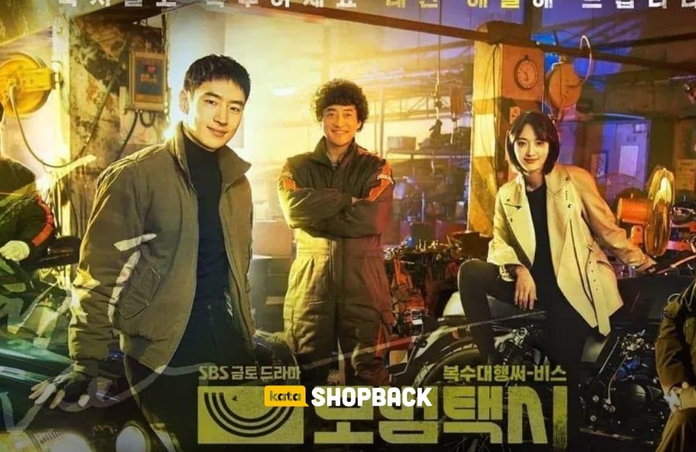 drama korea taxi drive