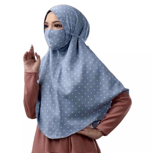model hijab untuk lebaran