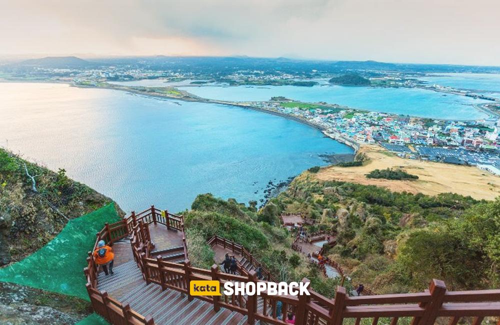 tempat wisata korea selatan populer
