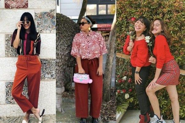memilih warna fashion
