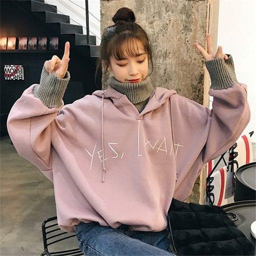 tren fashion Korea