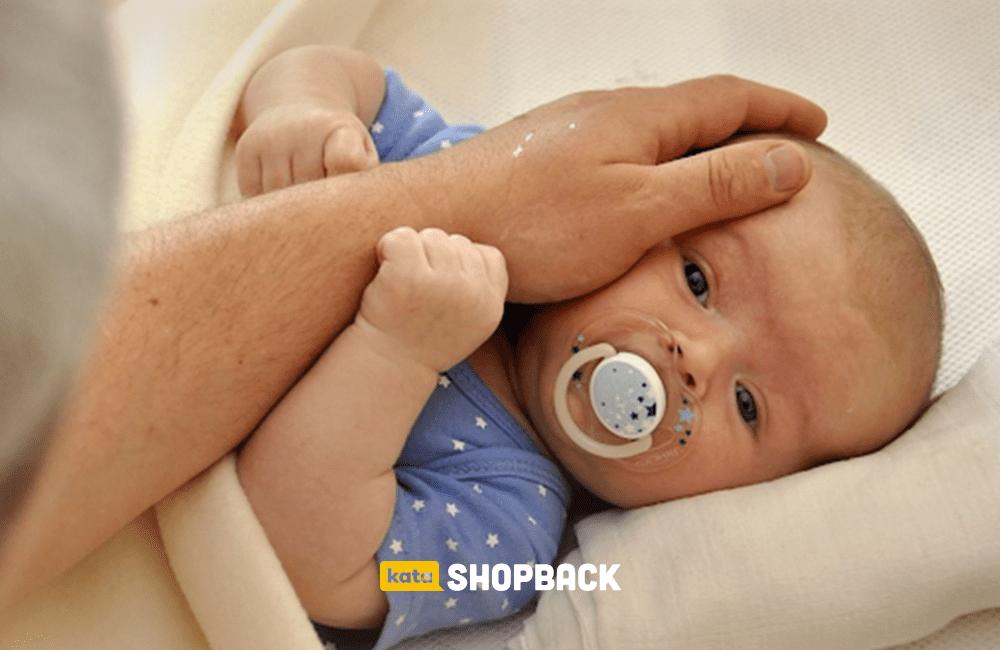 sesak napas bayi