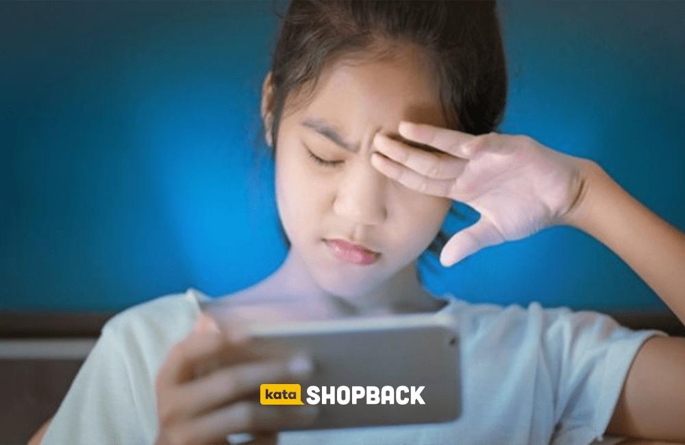Tips Memakai Gadget Agar Tidak Merusak Mata