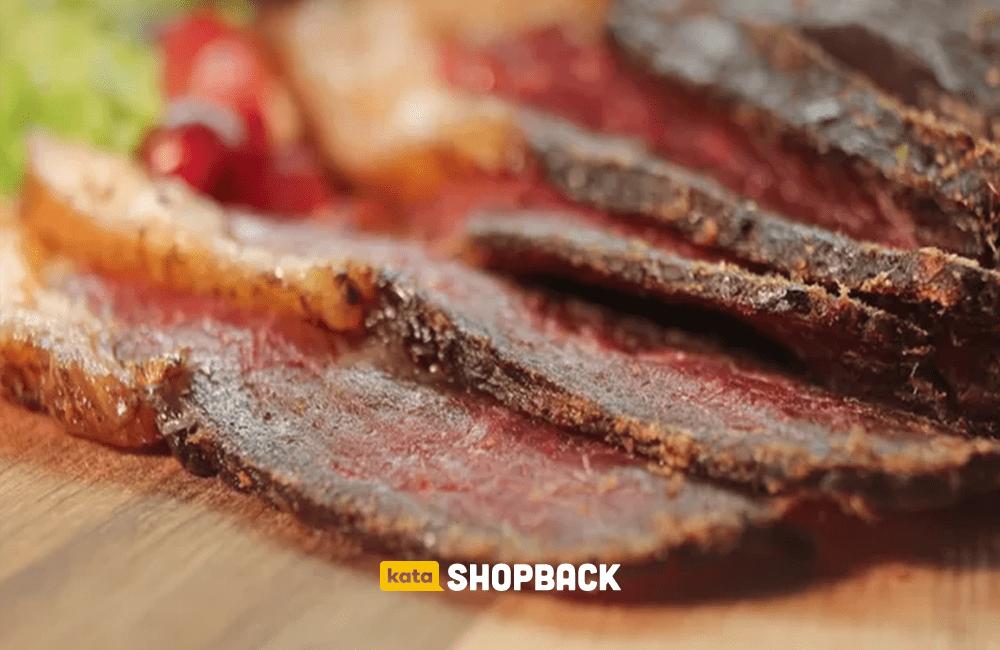 cara membuat dendeng daging