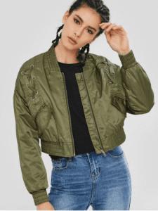 model jaket army terbaru