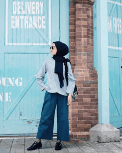 OOTD Hijab remaja