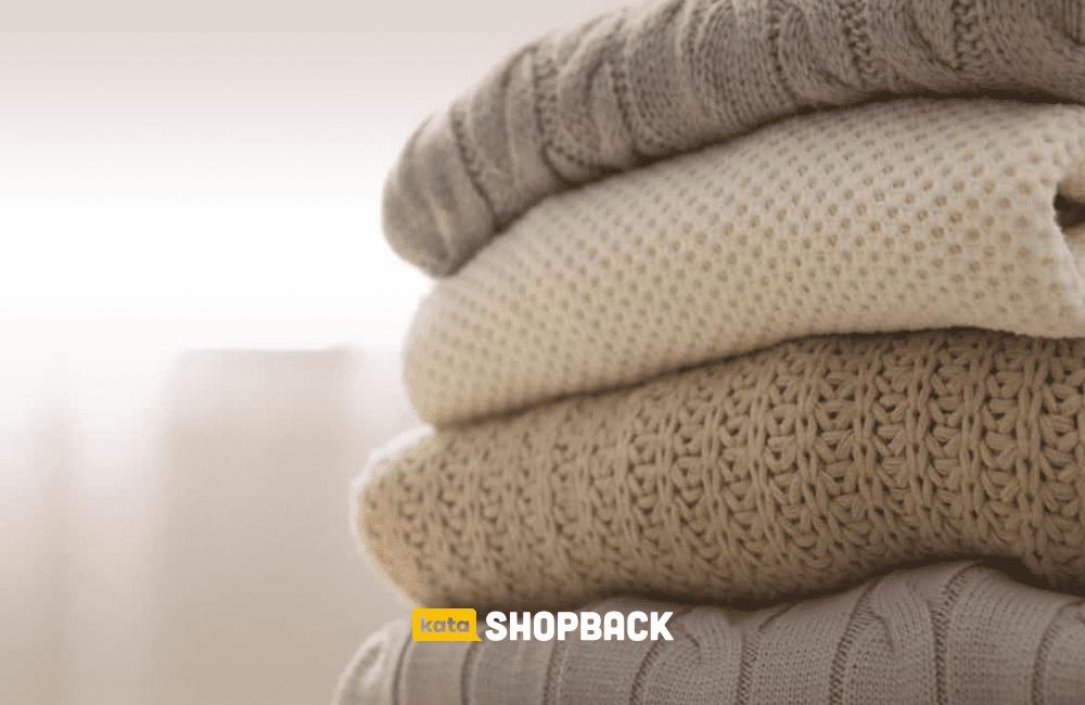 5 Pilihan Model Sweater Rajut Wanita Terbaik
