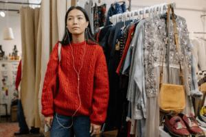model sweater rajut wanita