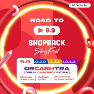 ShopBack ShopFest