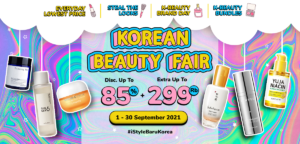 iStyle.id Online Shopping Mall 100% Original or 100% Asli Promo Make Up Korea Promo Skincare Korea Korean Beauty Fair Promo Korean Make up Belanja Skincare Korea
