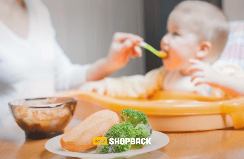 Bahan Tambahan MPASI agar Anak Makan Lahap