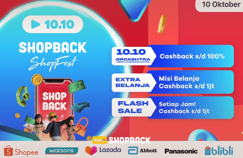 Trik Berburu Produk Murah di Promo ShopFest 10.10