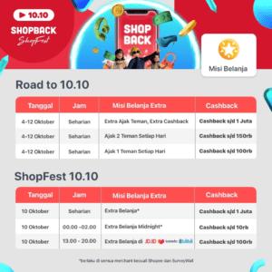 flash sale shopfest