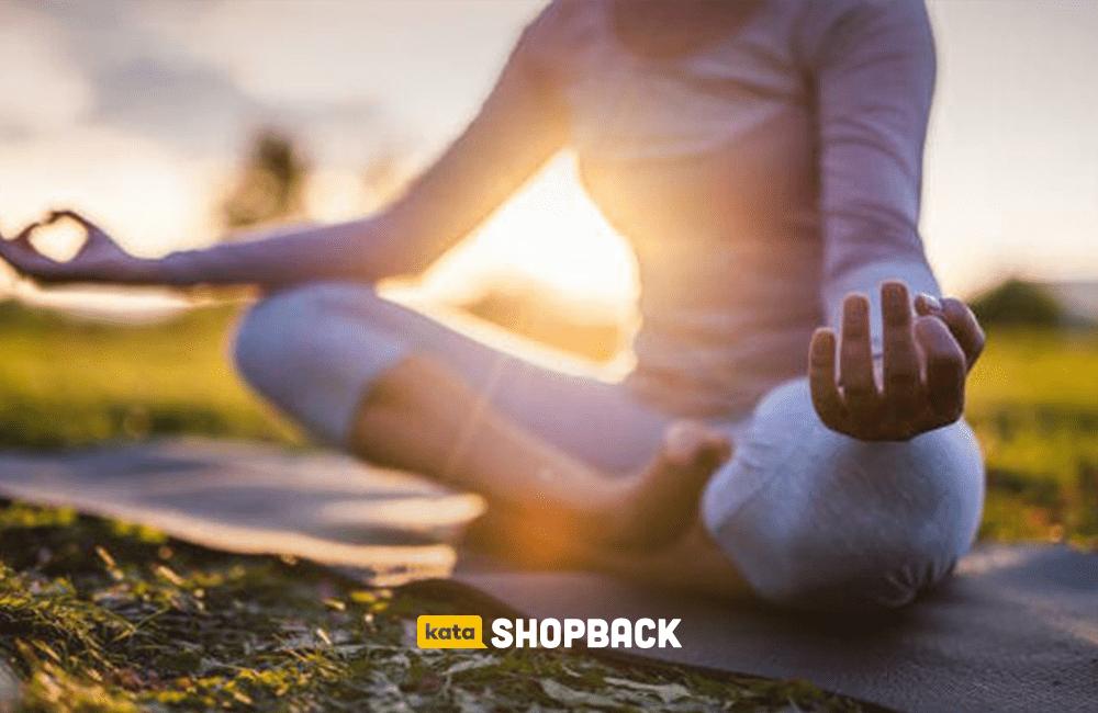 mental health day, senam yoga, yoga, matras yoga, olahraga