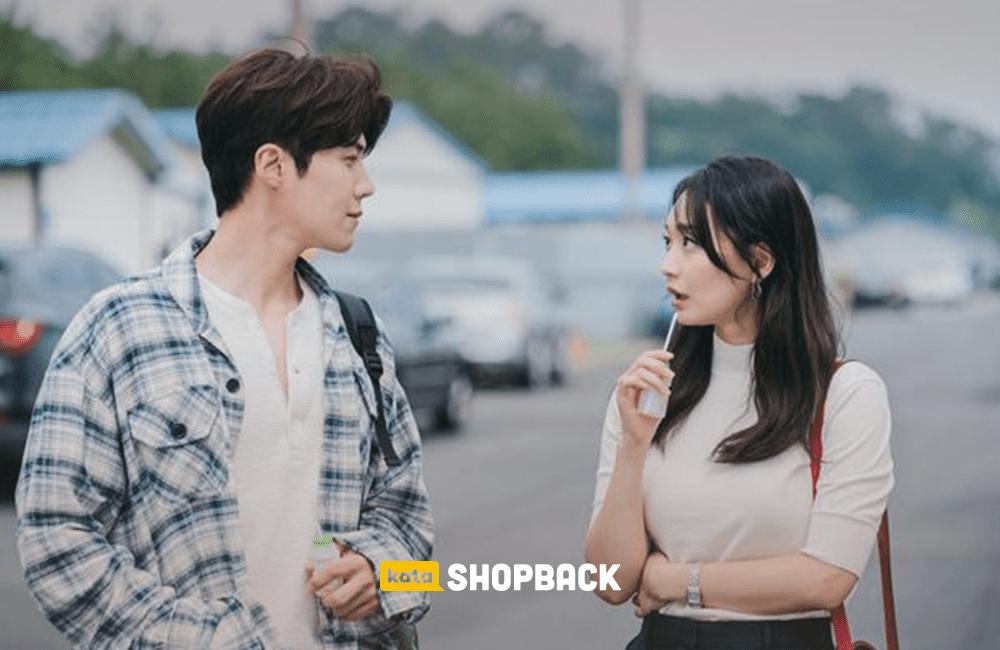 Kim Seon-ho pemain drama