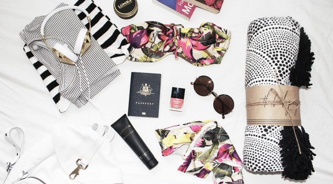 4 Beauty Essentials You Need in Your Carry-On!