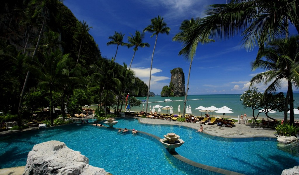 Golden Beach Resort Krabi 5