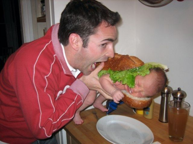 dad-eat-baby