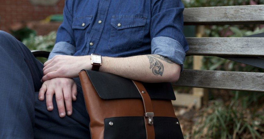 ZALORA Teaches You How To Master The Art Of Man Bags