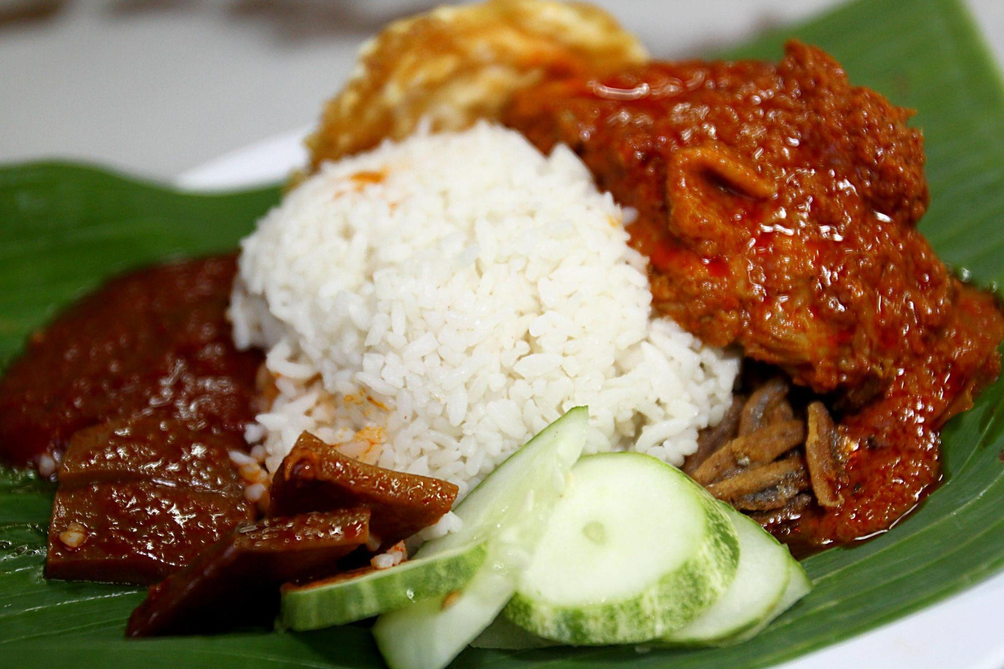 Nasi lemak and 4 other malaysian food recipes that you should know forumfinder Image collections