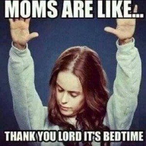 bedtime-mum